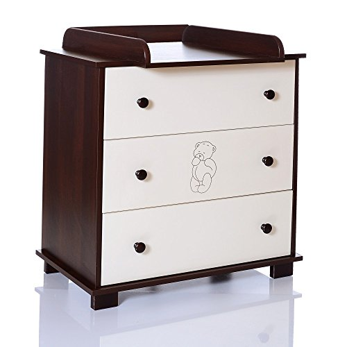 b r braun baby kinderzimmer komplett m belset bibkunstschuur. Black Bedroom Furniture Sets. Home Design Ideas