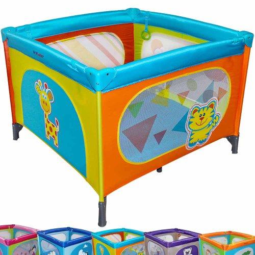 infantastic KRB03-1Crazy Zoo Kinderreisebett